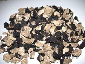 Petits morceaux de truffes