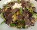 Salade de mâche aux truffes