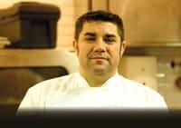 Chef du restaurant gastronomique la Cité à Carcassonne